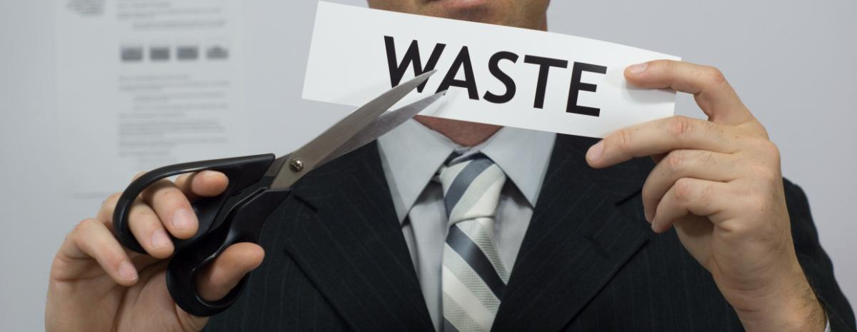 1 Simple Way To Reduce At Least 30 Of Office Waste